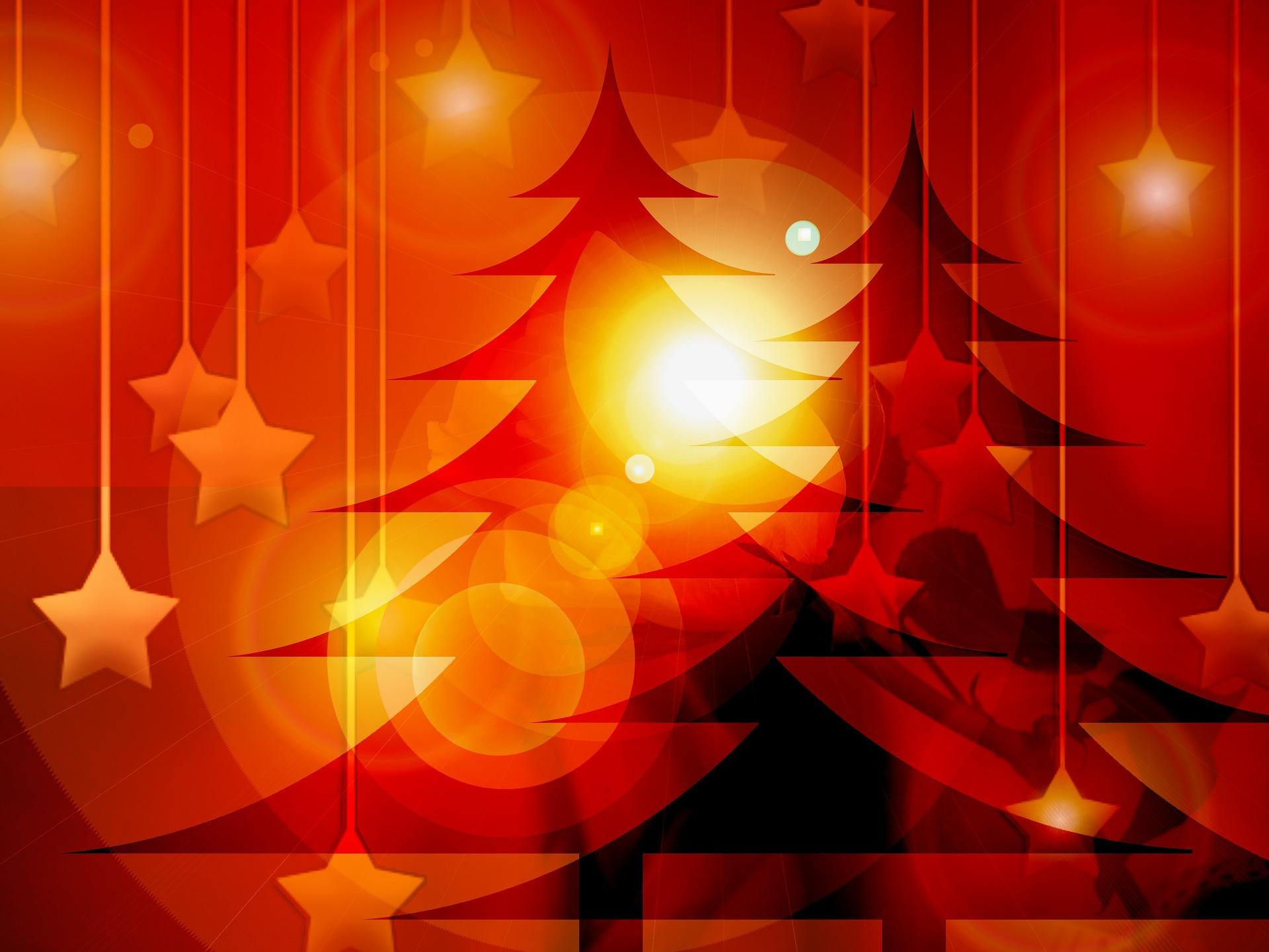 Weihnachten und Silvester